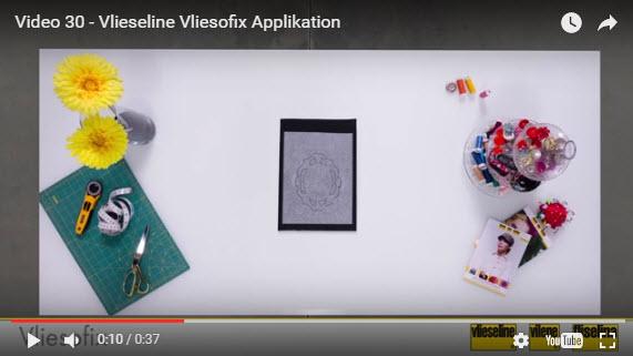 Vliesofix Vidéo